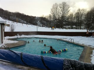 Schuss outdoor pool