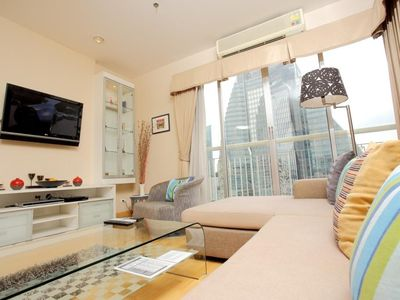 3 Bedroom Apt. Sukhumvit Soi 18