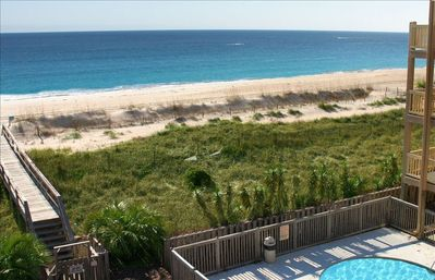 Carolina Beach condo rental - View from deck A30