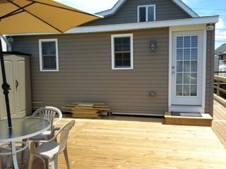 Wildwood bungalow photo - New deck.
