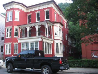 Jim Thorpe house rental - Vacation In An Authentic Victorian Mansion