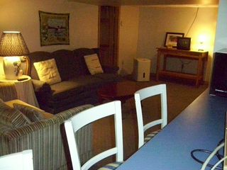 lower level - Gilford cottage vacation rental photo