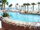 One of 5 gorgeous heated pools at the Wyndham Ocean Walk Resort! - Daytona Beach condo vacation rental photo
