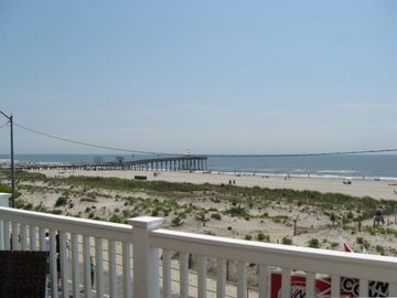 Boardwalk condo rental - Pier View From Deck
