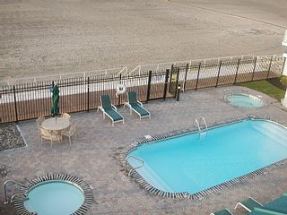 Wildwood Crest condo photo - Swimming pool and hot tub