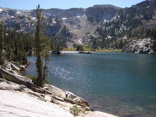 Mammoth Lakes townhome photo - Crystal Lake-One of the many lakes in Mammoth
