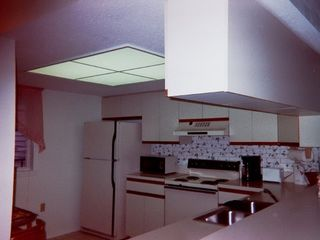 Port Charlotte condo photo - Kitchen area has dishwasher, garbage disposal and all amenities.