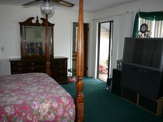 Panama City townhome photo - The Captians rack.