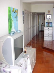 Sesimbra apartment rental - TV Sitting Room