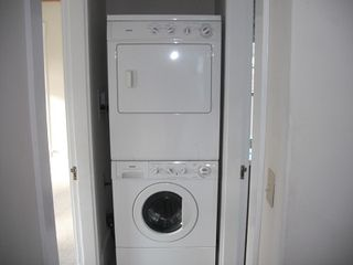 North Conway house photo - Washer and dryer for your use..