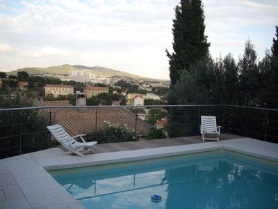Provencal house with pool, near creeks, Mucem, Sea, .......