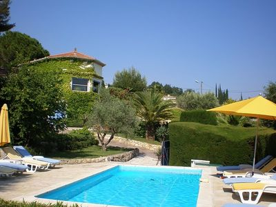 Holiday house, 210 square meters