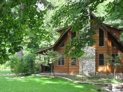 michigan cabins cabin secluded area rentmichigancabins com of upper vacation peninsula rentals in and