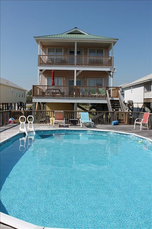 vacation rental vrbo 411064 3 br gulf shores west house in al