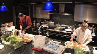 Big White house photo - Crescendo's Gourmet Kitchen: Viking, SubZero, Miele...nothing but the best.