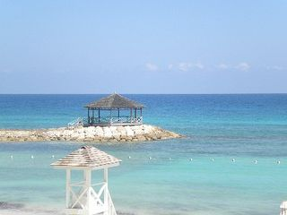 Montego Bay apartment photo - Private beach