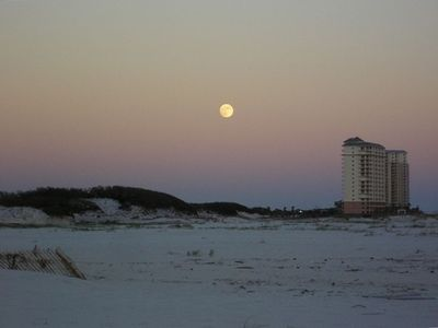 From Sunset to Moonrise