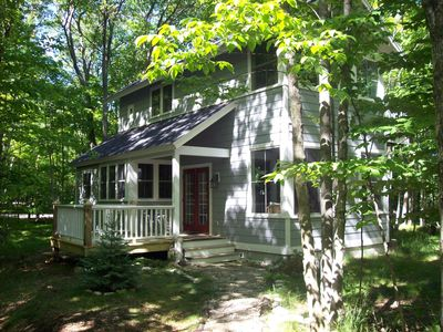 Deer Path is an Upscale, Serene, Romantic Getaway For A Couple!