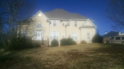 4,500ft.  Atl Retreat - 10 bed  2 kitchens -20 min to 6 Flags 18x36 POOL w/ Ship