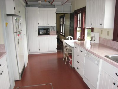 Eastham cottage rental - Full Kitchen