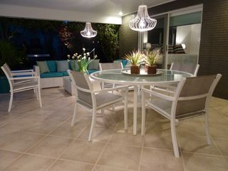Boca Raton villa photo - Outdoor living/dinning