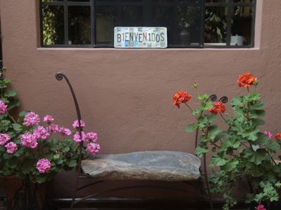 San Miguel de Allende house rental - Fresh flowers abound at Casa Bella.