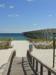 Navarre Beach condo photo - White Sandy Beach at the Navarre Pier - Longest in the Gulf!!