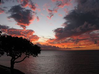 Kahana condo photo - Another sunset - you can never see too many