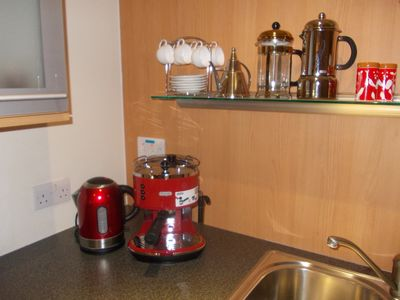 4 different coffee makers for coffee lovers!