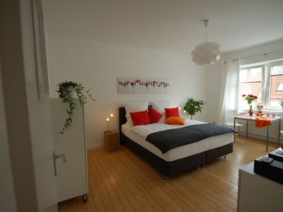 Prime location in the heart of Hanover! Stylish, quiet guest accommodation for up to 2 people