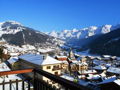 Photo for 3BR Apartment Vacation Rental in Le Grand-Bornand