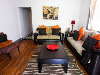 New Orleans apartment photo - Livingroom with Flatscreen TV