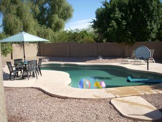 Peoria house photo - Pool