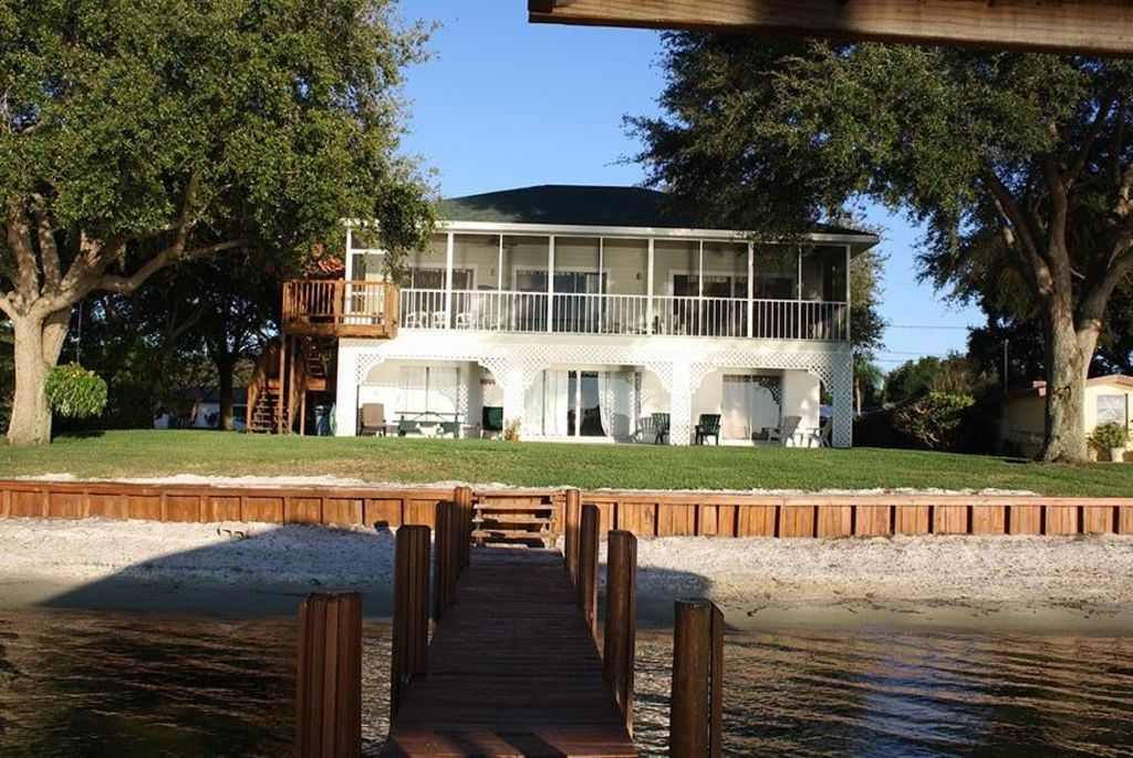 Sitting On The Dock Of The Lake Clay Rental Vrbo