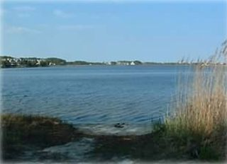 View of Salt Pond - within easy walking distance of house