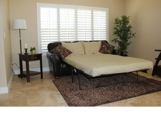 Chandler condo photo - Comfortable pull out couch for extra guests