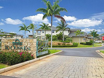 Private Gated Community- quiet and peaceful area
