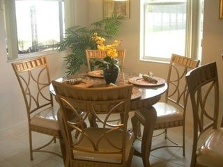 Haines City house photo - Breakfast Nook