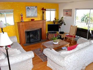 Santa Barbara house photo - Living Room