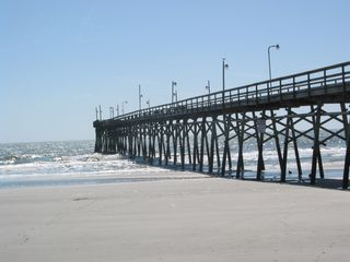 Sunset Beach condo photo - Fishing Pier
