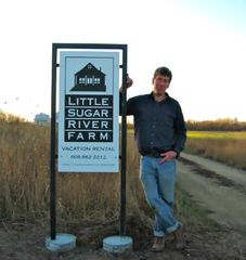 New Glarus house photo - Welcome to the Little Sugar River Farm