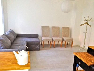 Apartment 1.2 km from the center of Copenhagen with Internet, Washing machine (431720)