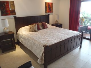Punta Leona condo photo - King Master Suite