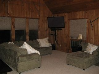 "Ludlow house photo - Large family room/dining area - new 51"" TV!"