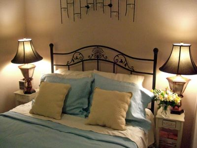 Virginia Beach house rental - Master bedroom