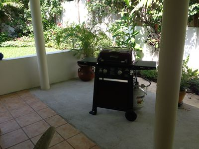 New BBQ with Gas ready to GRILL!
