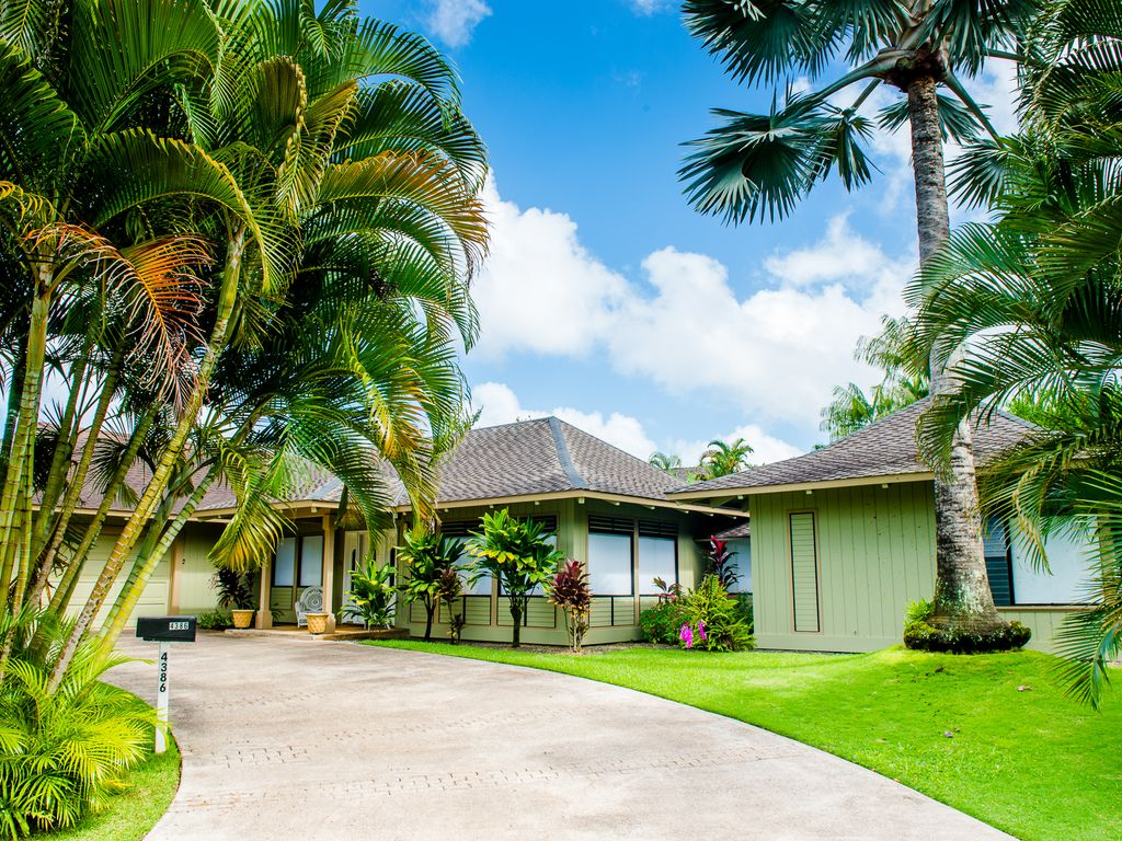 Life Hawaiian Style In A Gorgeous 3 Bedroom Vrbo