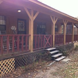 Weiss Lake cabin rental - 3 Bedroom, 2 bath Cabin near Beautiful Weiss Lake - Sleeps 9!