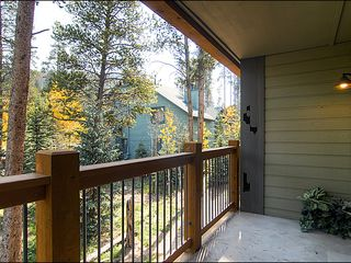 Breckenridge condo photo - Nice Private Deck