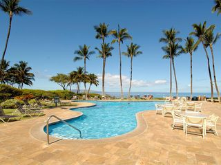 Wailea townhome photo - Main Pool